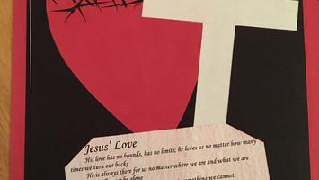 Jesus' Love   My Random Thoughts Poem #6