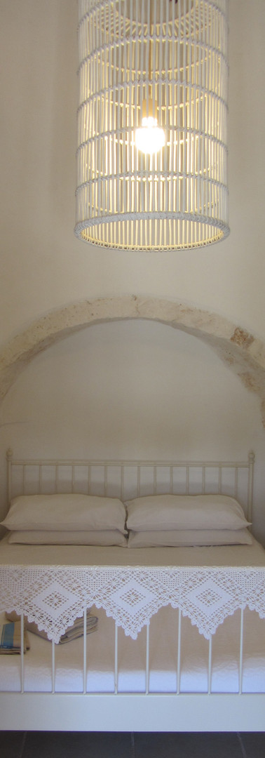 Trullo master bedroom