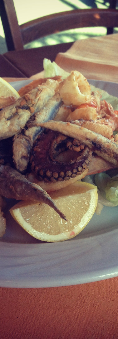 Lunch at Da'Turrichio