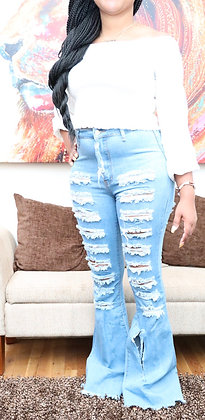 Ripped Jeanies