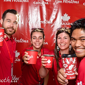 Tim Horton's Canada Day 2019 (Monday)