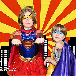 Fight Cancer with Superheroes