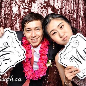 Feier Yu & Jasen's Wedding