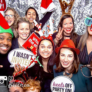 Nutrition International Holiday Party 2018