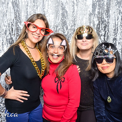 Nutrition International Holiday Party 2019