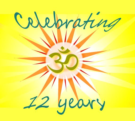 Celebrating 12 years