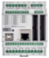 Top View of PLC CONTROLLINO MAXI Automation