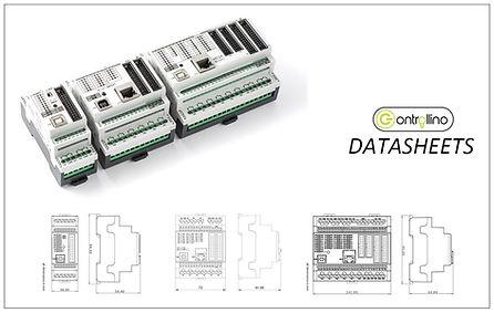 PLC CONTROLLINO Datasheets