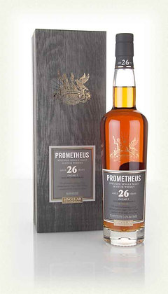 Prometheus Edinburgh 26 Years Old