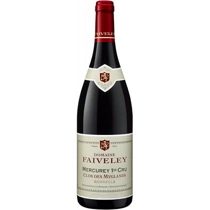 Domaine Faiveley Mercurey  1er Cru ''Clos des Myglands'' 2016