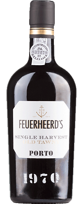 Feuerheerds Single Harvest 1970