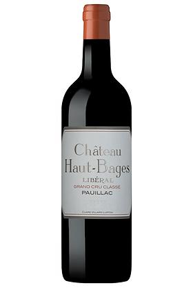 Chateau Haut-Bages Liberal, Pauillac 5e Cru Classé, 2015