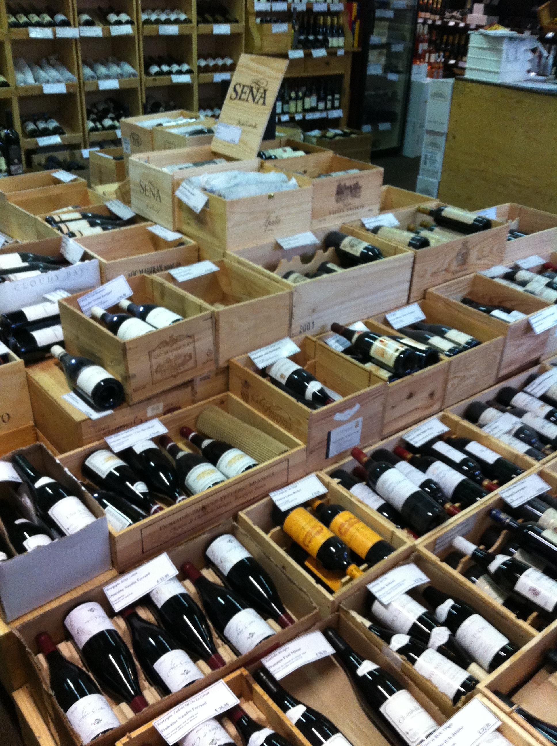 foto`s mooie wijnhoek 001