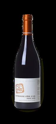 Domaine Terres de Velle Bourgogne Côte d`Or Rouge 2017