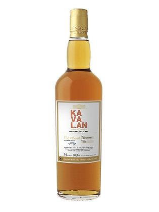 Kavalan Peaty Cask La maison du Whisky 54% Cask Strenght