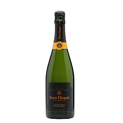 Veuve Clicquot, Extra brut and extra old