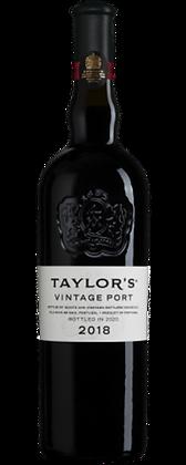 Taylor's Vintage Port 2018