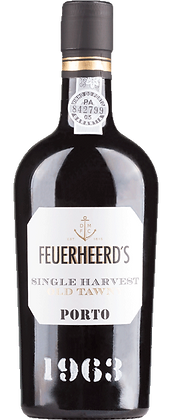 Feuerheerds Single Harvest 1963