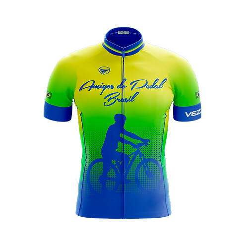 Camisa Masculina Elite -  Amigos do Pedal Brasil