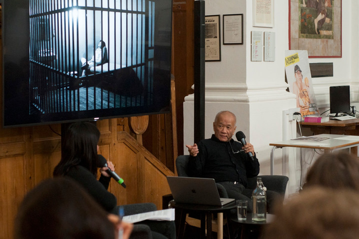 Li-E Chen's One-Year Research and Development: A Silent Opera on the Life and Art of Tehching Hsieh 2017- 2018