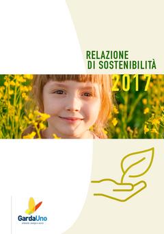 Relazione di sosteniblità Garda Uno