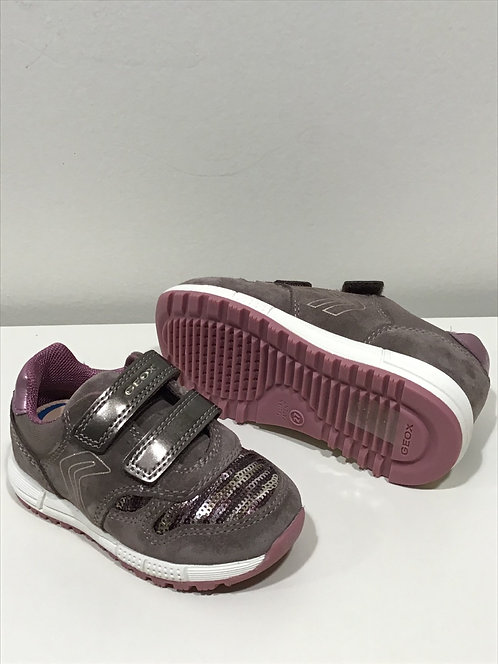 B023ZA SMOKE GREY/OLD ROSE (primeros pasos)