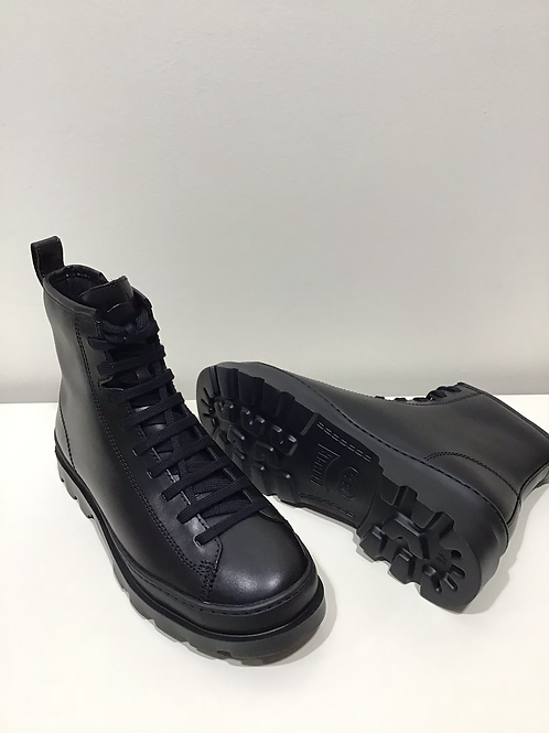 K400325-004 BLACK ( disponibles también en rojizo y en marrón encerado)