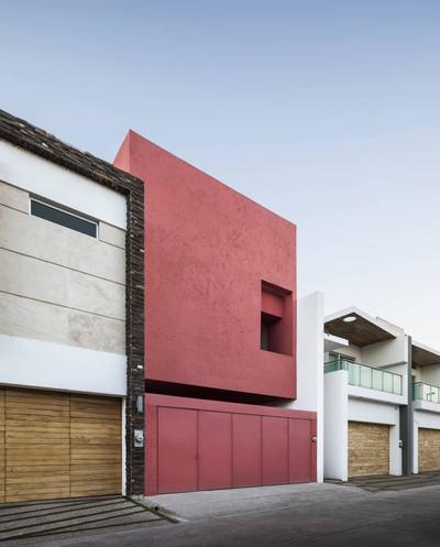 CASA ROSA IN CULIACÁN-Cesarbejar Studio