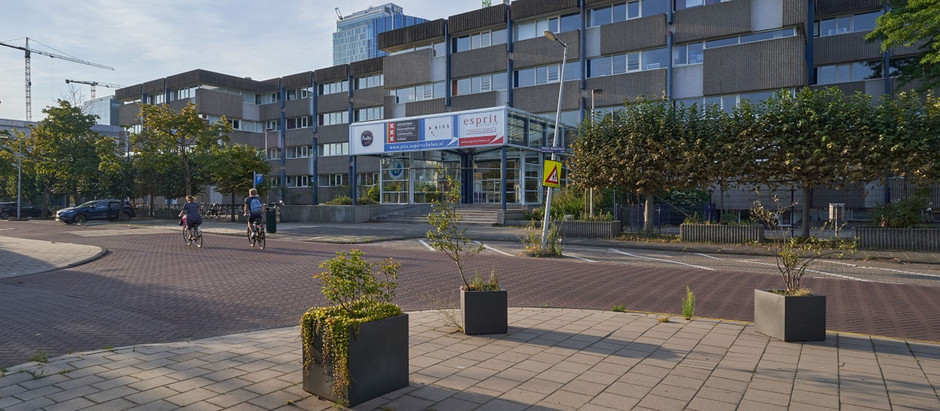 Conversion of former office building in Prinses Irenestraat
