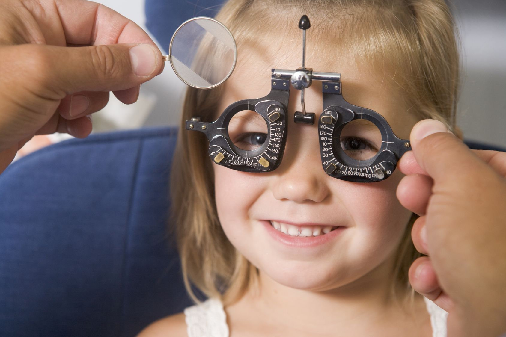 Refracción Ocular Niños
