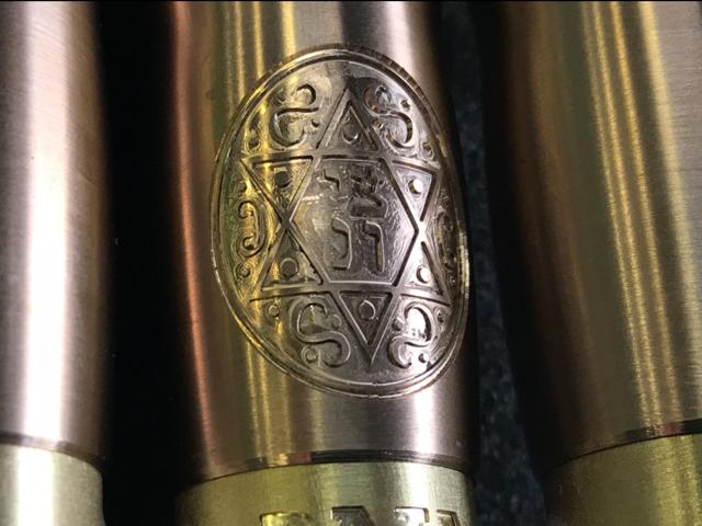 P3Q engraving