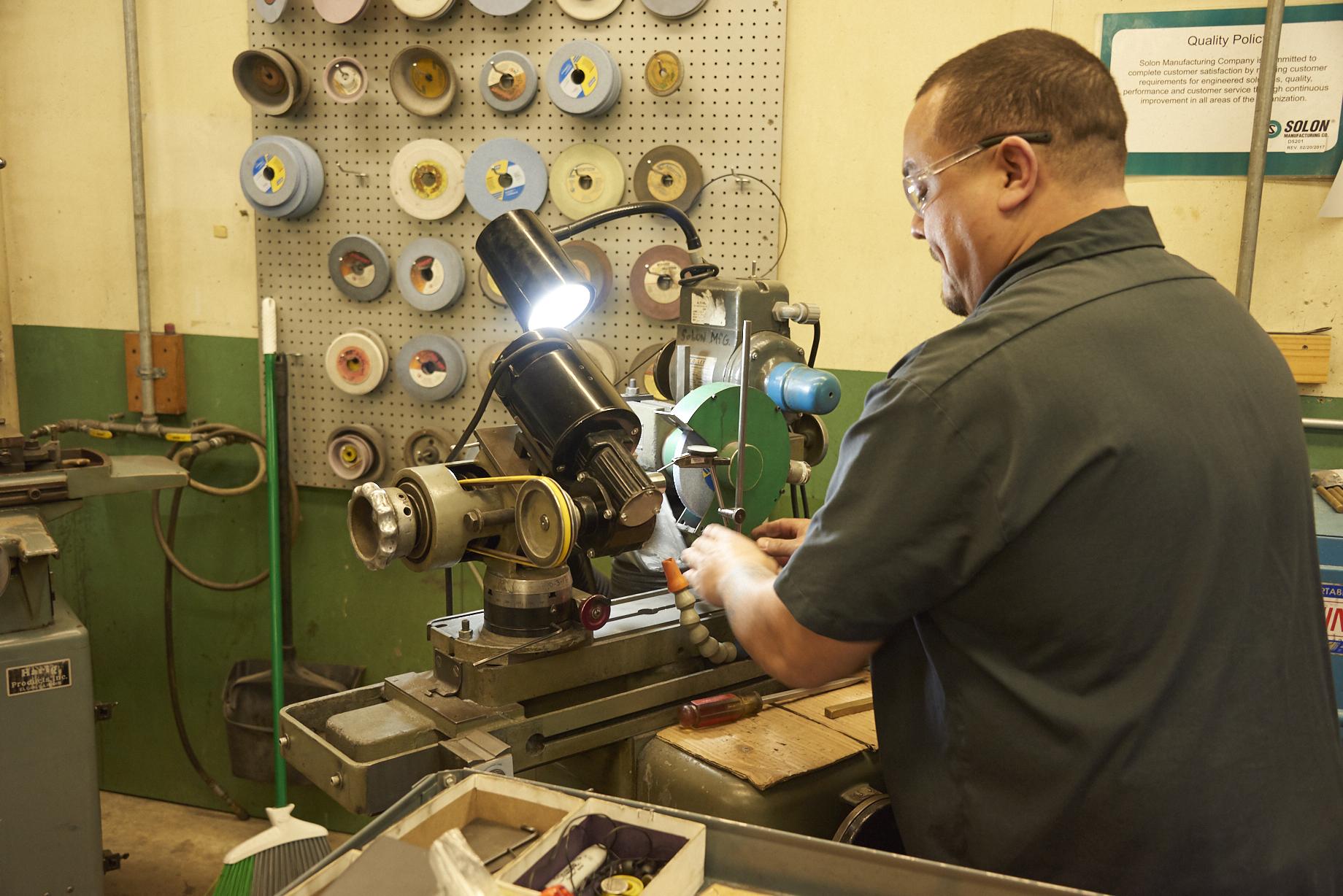 Solon Manufacturing