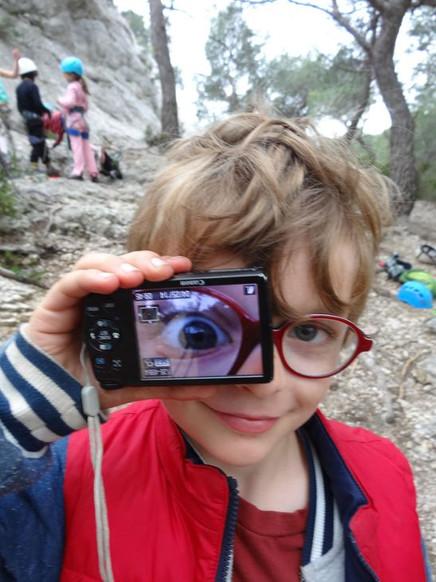 Photographe de l'extrême