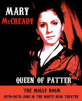 Glora Sanders as Mary McCready, from 'The Molly Room'
