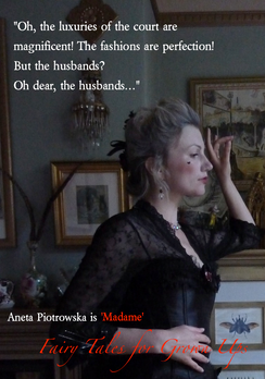 Madame teaser, for 'Fairy Tales For Grown Ups'