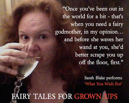 'What You Wish For' teaser, for 'Fairy Tales For Grown Ups'