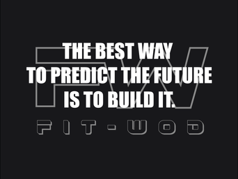 BUILDING MY FUTURE
