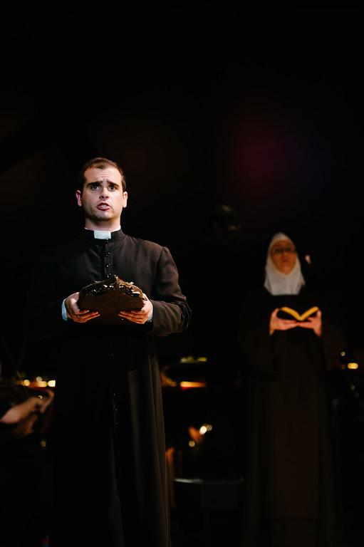 Les dialogues des Carmelites