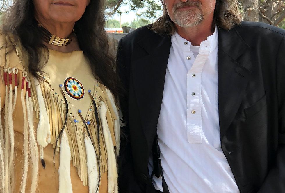 Navajo & White Man