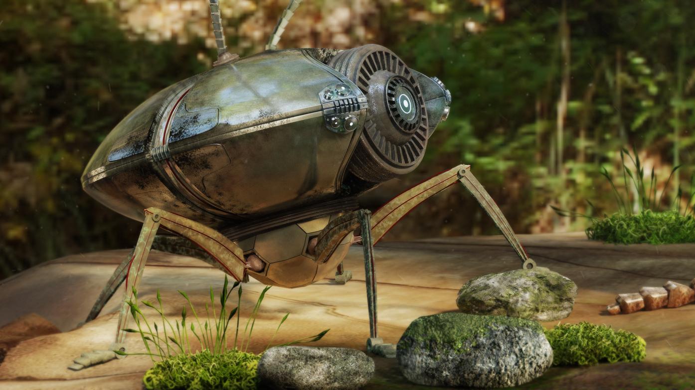 Bug Robots