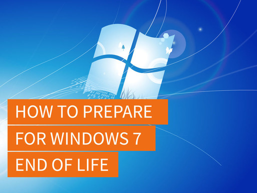 Windows 7 / 2008 End of Life