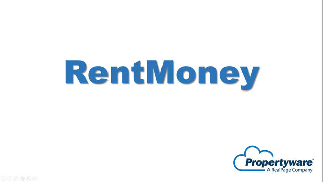 Paying Rent with Cash