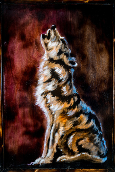 The Howl      Sold