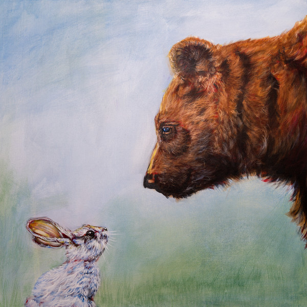 Curious   (Sold)