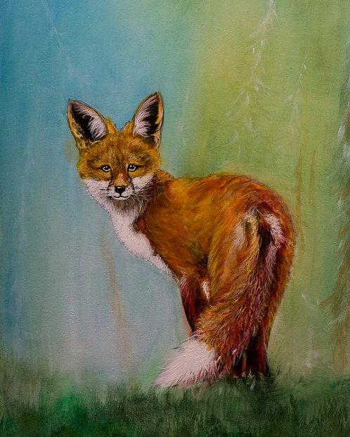 Foxy Print
