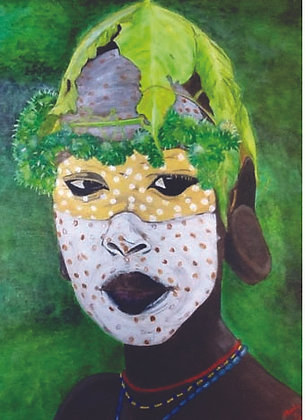 Parham, Marie_Omo Valley Ethiopian Tribe
