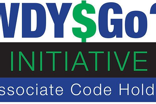 Associate Code Holder