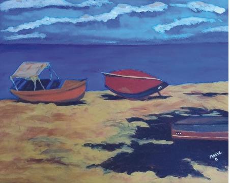 Parham, Marie_Boat Overhaul