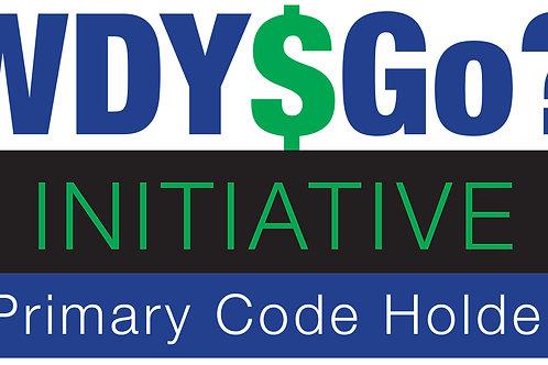 Primary Code Holder