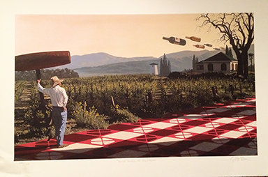 Moore, Scott-Flying Wines of California